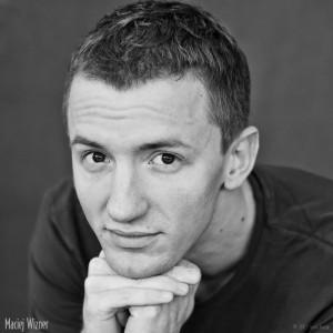 Maciej Wizner, aktor Teatru Miejskiego w Gdyni, portrety| Teatr Miejski im. W. Gombrowicza w Gdyni | Gdynia, pazdziernik 2011 | fot. Joanna Siercha